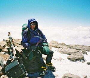 Aconcagua-Summit