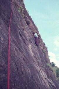 Cora Mil cliff